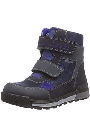 Ricosta Boys' BEC Warm Lined Snow Boots Short Length Size: 2 UK