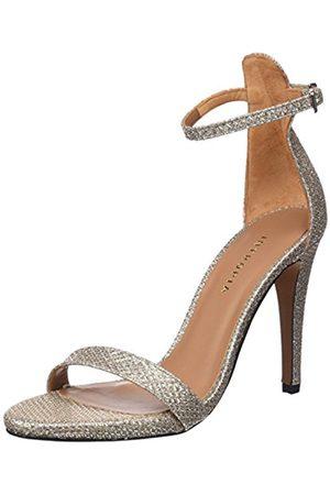 Intropia Women's P969SAN06507 Ankle Strap Sandals