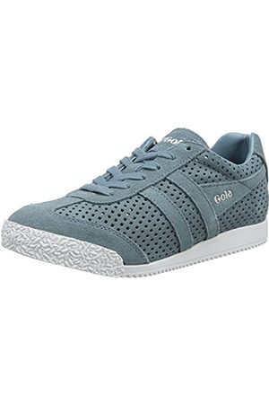 Gola Women's Harrier Squared Indian Teal Trainers