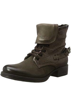 Mjus Women's 185618-0101 Combat Boots