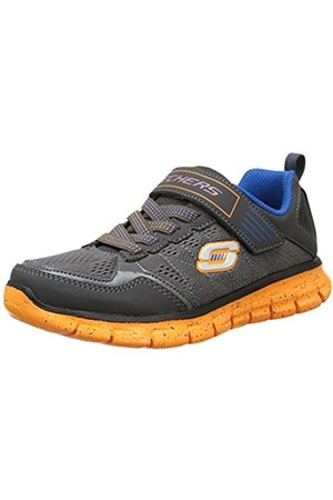 Skechers Boys' Synergy Power Flex Low-Top Trainer