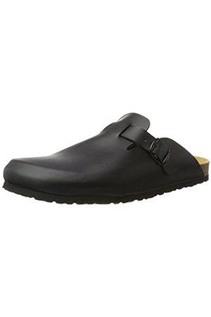 LICO Bioline Clog, Men's Snow Boots, Black (Schwarz)