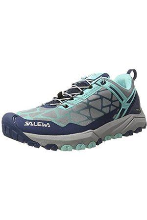 Salewa Women's Ws Multi Track Low Rise Hiking Boots, (Dark Denim/Aruba 8670)
