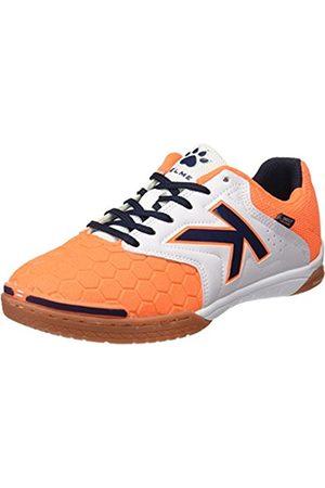 kelme Feline 3.0, Men's Futsal Shoes, Multicoloured (Naranja/Blanco)
