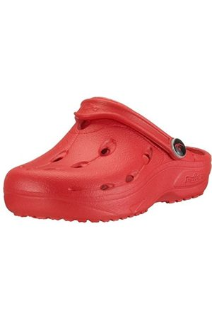 Chung Shi Clogs And Mules Unisex-Child Red rot (rot) Size: 20-22 (K 6-7)