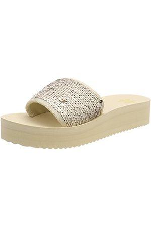 flip*flop Women's Poolhi Sequins Platform Sandals
