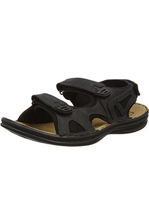 TBS Men's Berric Open-Toe Sandals Size: 10 UK