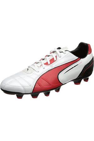 Puma Mens Spirit MG Football Shoes Weiß (metallic -high risk 04) Size: 44