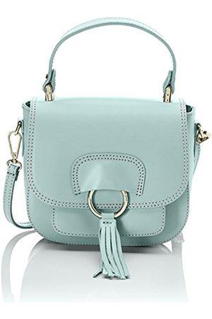 Chicca borse Women's CBS178484-80 Top-Handle Bag Turquoise Turquoise (marina marina)