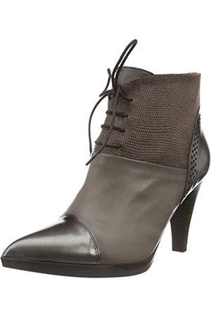 Hispanitas Women's Eiffel Ankle Boots, (Gress PIRITA SOHO Lizard-I6 TOPO)