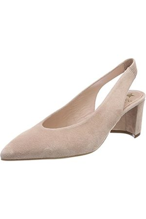 Maripe Women's 26653 Sling Back Heels, CAMOSCIO 1571