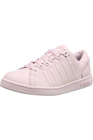 K-Swiss Women's Lozan III Monochrome Low-Top Sneakers Size: 4.5