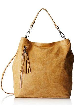 Chicca borse 80054, Women's Top-Handle Bag, Arancione (Cuoio)