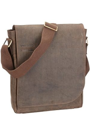 Bruno Banani 63 Laptop Bag Unisex-Adult Brown Braun/braun Size: 9x38x31 cm (B x H x T)