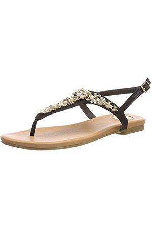 Buffalo Women's 317186 Bhwmd IMI Suede Flip Flops