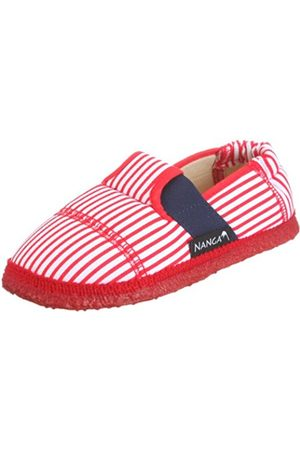 Nanga Sandburg Slippers Unisex-Child Rouge (Rot 20) Size: 24