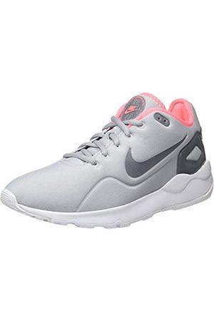 Nike Women's 882266 Low-Top Sneakers, (Wolf /Wolf /Lava Glow)