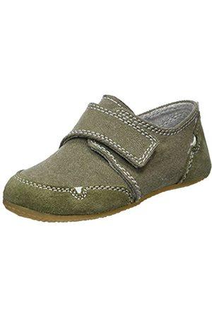 Living Kitzbühel Unisex Kids' Klettmodell Jeans Slippers