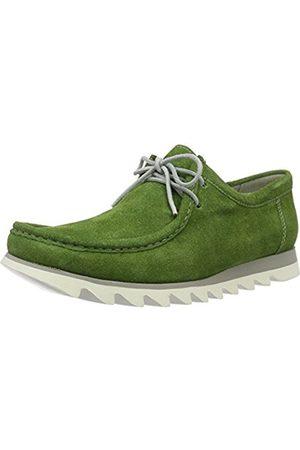 Sioux Men's Grash.-h161-02 Mocassins Green Size: 32