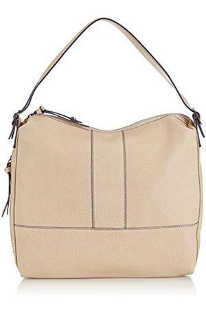 Tamaris Womens PHILLYS Hobo Bag Shoulder Bag Ivory Size: 36x28x7