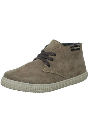 victoria Baby Boys' 106788 First Walking Shoes (Taupe) 7