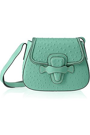 Chicca borse Women's CBS178484-175 Shoulder Bag Turquoise Turquoise (marina marina)