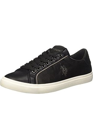 U.S. Polo Assn. Womens WILMA7176W7/Y1 Low Trainers Size: 3.5 UK