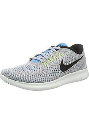 Nike Free Rn, Men's Training, Grau (Wolf / - Glow-Volt)