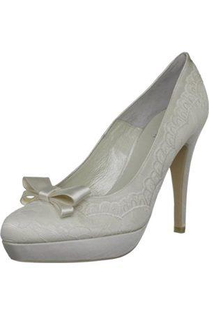 Menbur Women's Troya Ivory Bridal 05115X604