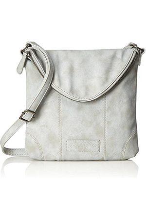 Fritzi aus Preussen Dina, Women's Shoulder Bag, Grau (Metal)