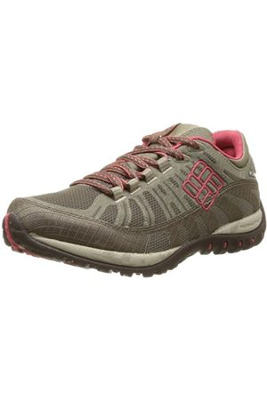 Columbia Women's Peakfreak Enduro Outdry Hiking Shoes BL3841 Truffle/Laser 3.5 UK, 36.5 EU