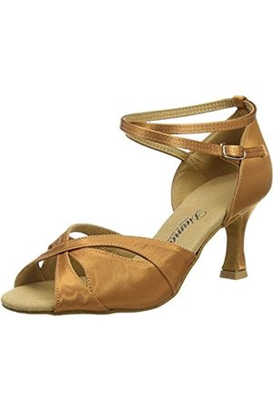 Diamant Damen Latein Tanzschuhe 141-087-379, Dance Shoes Women's Latin & Standard
