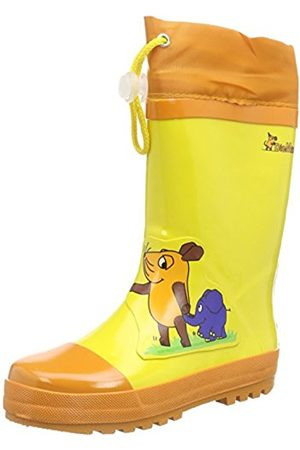 Playshoes GmbH Rubber Mouse and Elephant, Unisex Kids' Rain Boots