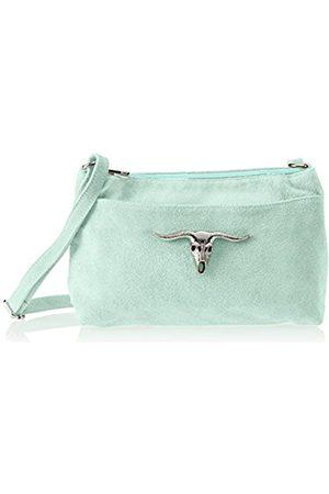 Chicca borse Women's CBS178484-261 Shoulder Bag Turquoise Turquoise (marina marina)