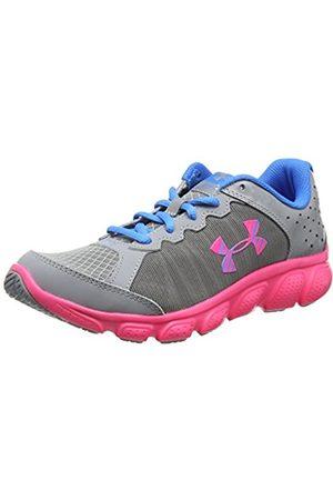 Under Armour Ua GGS Micro G Assert 6, Girls' Running Shoes