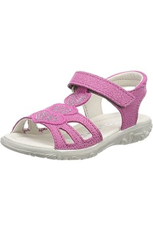 123c0013263 Ricosta Girls 67 6420700 Heels Sandals Size  13 UK