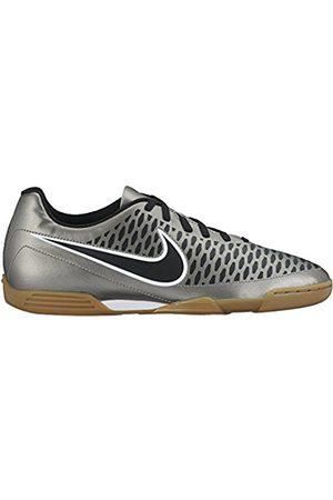 Nike Men's Magista Ola IC Futsal Shoes, -Silber (MTLC Pewter/Blk-Ghst GRN- 010)