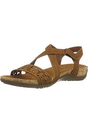 Bearpaw Women's Glenda Ankle Strap Sandals