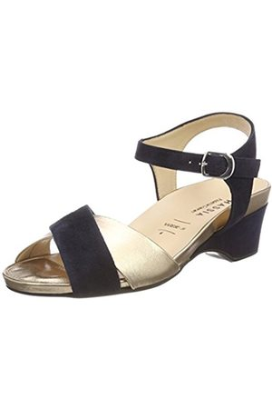 Hassia Women's Varese, Weite H Ankle Strap Sandals