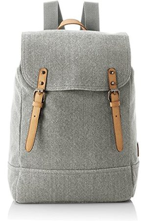 Tom Tailor Acc Max Men's Backpack (Grau) 15x41x32 cm (B x H x T)