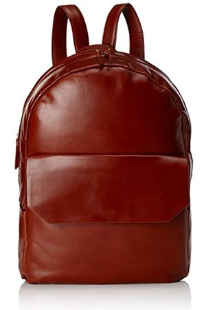 Royal RepubliQ New Courier, Unisex Adults' Backpack, Braun (Cognac)