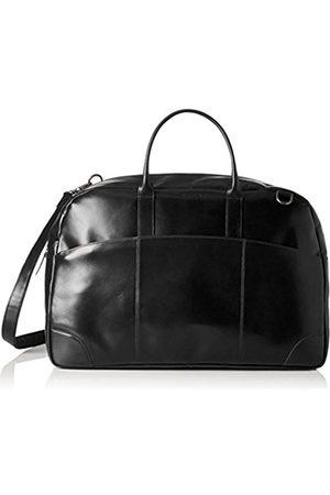 Royal RepubliQ Explorer Weekender, Unisex Adults' Shoulder Bag, Schwarz