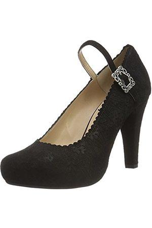 Stockerpoint Women's 6005 Closed Toe Heels