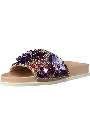 Kenneth Cole Women's Xenia Sequin Open Back Slippers