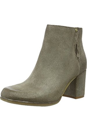 Mjus Women's 875207-0501 Bootees Grey Size: 6.5