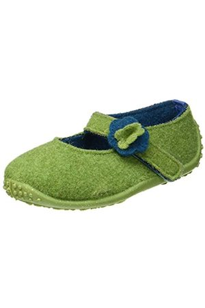 Fischer Girls' Nelly Low-Top Sneakers Green Size: 9UK Child