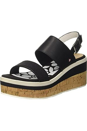 U.S. Polo Assn. Women's Tay Spheres Ankle Strap Sandals