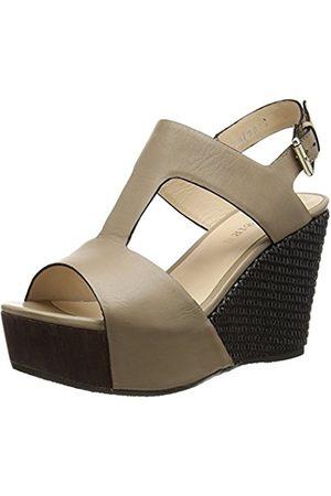 CAFèNOIR Women's HG Open Toe Sandals Size: 5