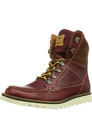 KangaROOS Men's Chieftain Cold lined classic boots half length Size: 6.5