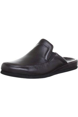 Romika Mens Carlo 02 Slippers Rot (bordo 403) Size: 40 EU (6.5 Herren UK)